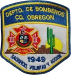 DEPTO DE BOMBEROS CD OBREGON
