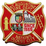 FD St. AUGUSTINE NATIONS OLDEST CITY