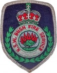 NSW BUSH FIRE SERVICE